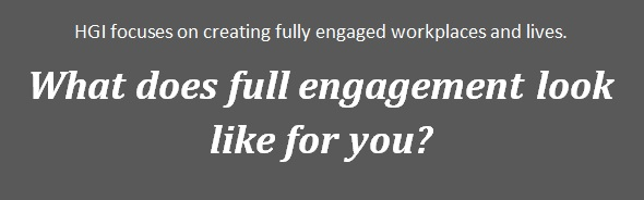 What does full engagement look like for you?
